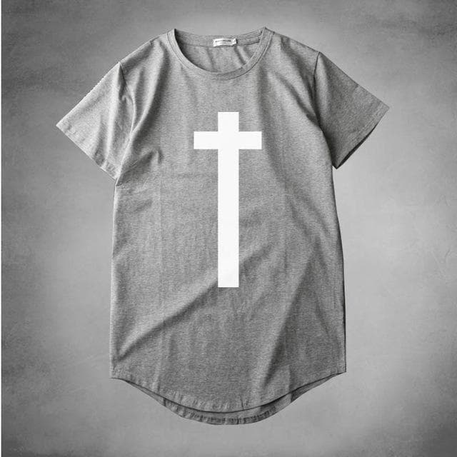 CROSS TEE [MORE COLORS]