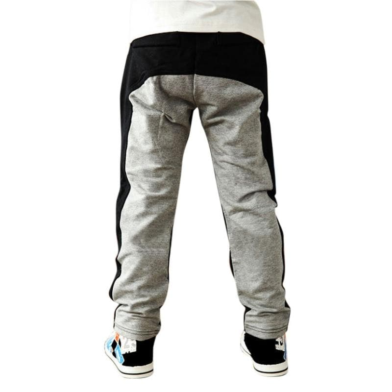 Two Toned Sweat Pants