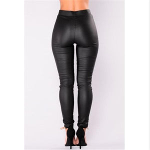 VEGAN Biker Trousers - Binge Online Boutique