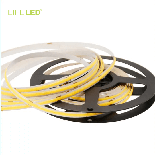 COB LED Strip White Light White COB LED Strip dot-less , LED Strip Light , VIVA LED