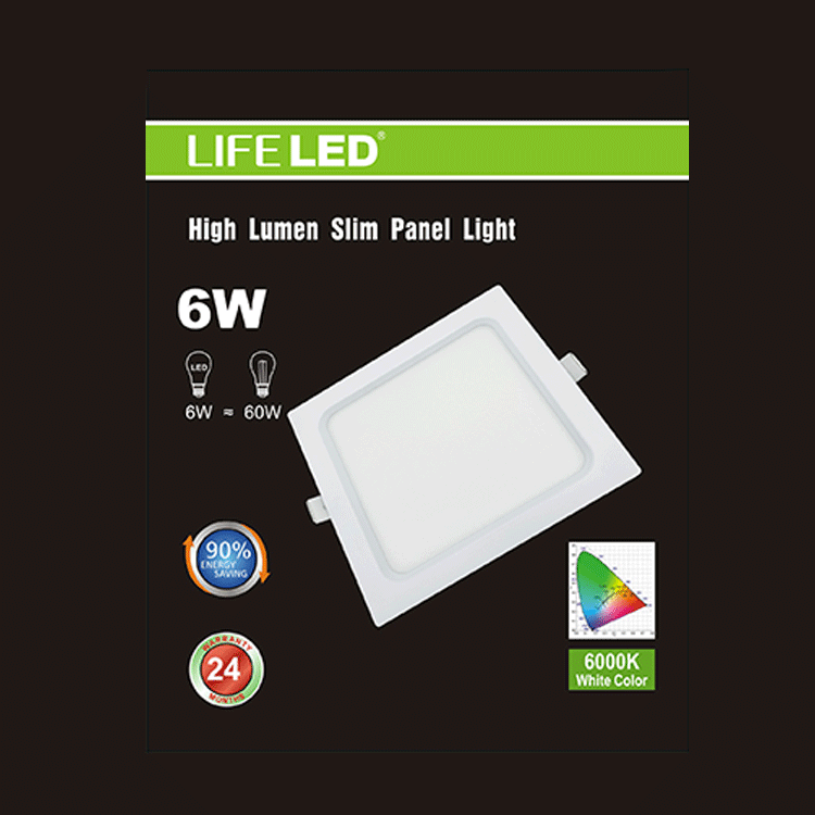 4 in. Slim LED Recessed Light Square Super Bright , LED Recessed Light , VIVA LED
