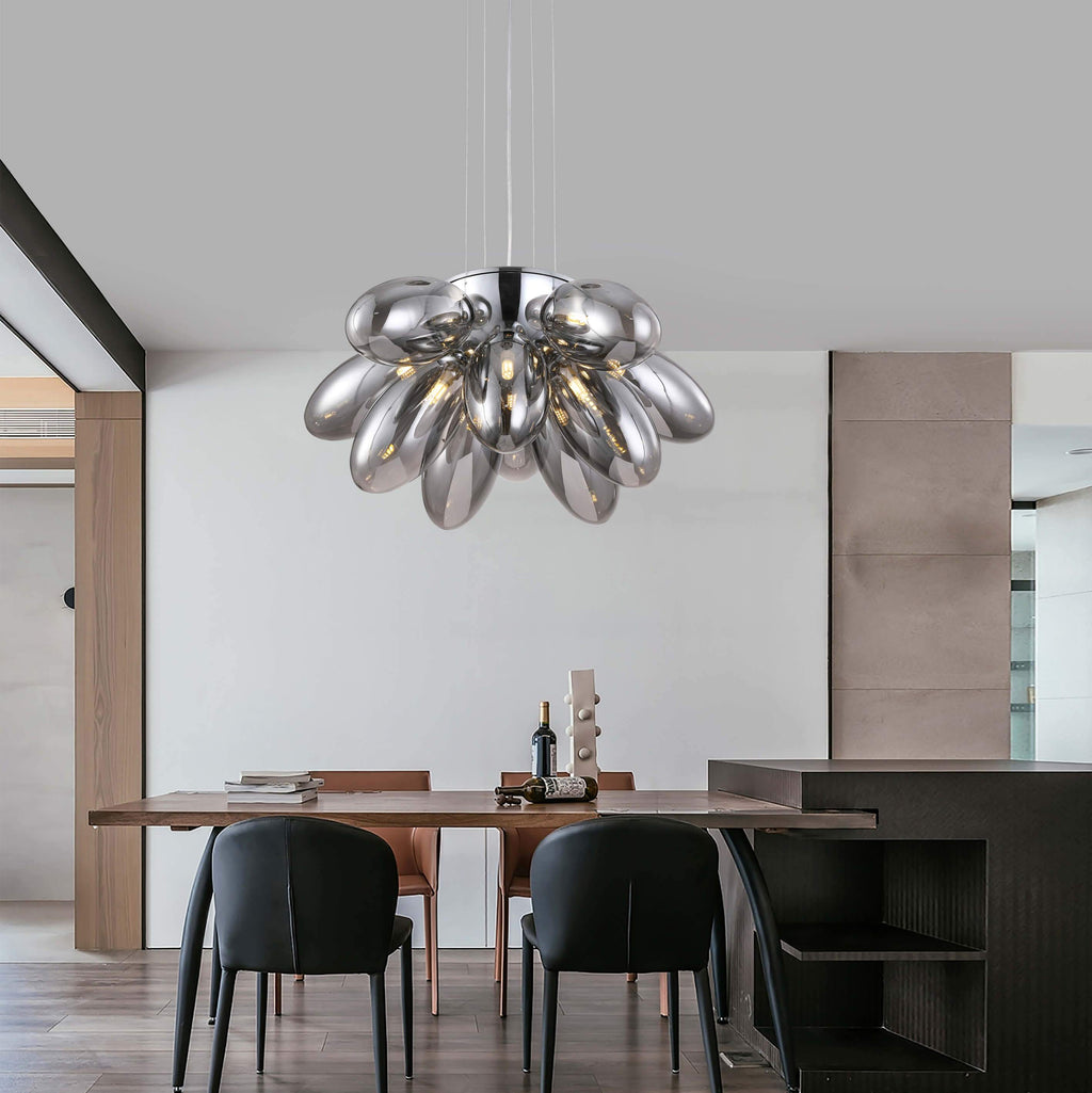 Sputnik Pendant Light Fixture , Chandelier , VIVA LED