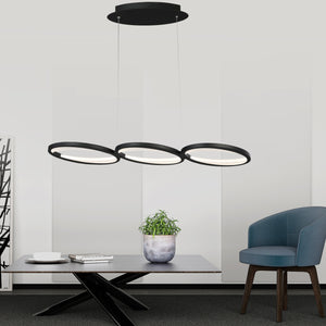 Oval LED Pendant Light , LED Pendant Light , VIVA LED