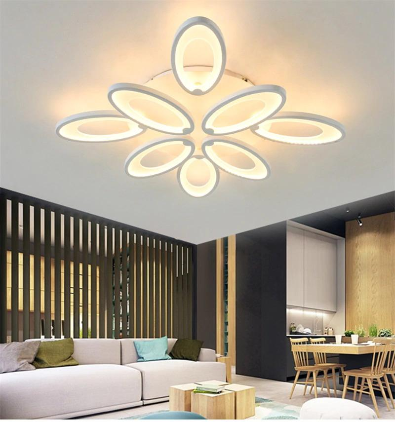 Moderate Flower LED Ceiling Light , LED Ceiling Light , VIVA LED