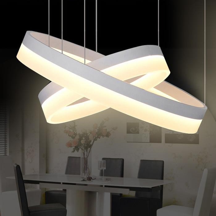 Dual Rings LED Pendant Light , LED Pendant Light , VIVA LED