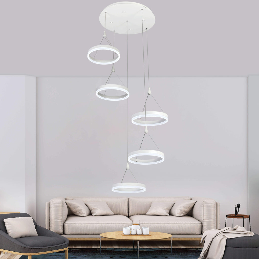 Orbicular Drops LED Pendant Light , LED Pendant Light , VIVA LED