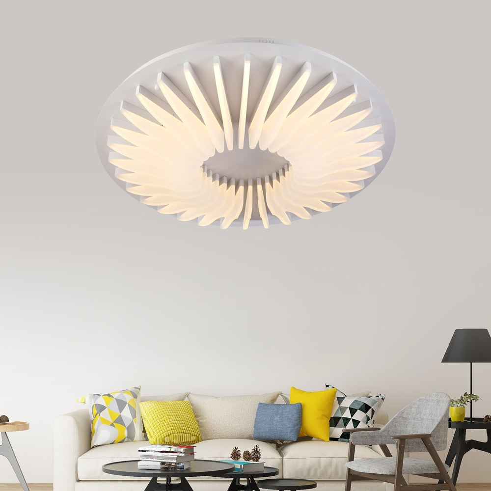 Large Sun LED Ceiling Light , LED Ceiling Light , VIVA LED