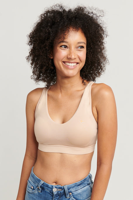 Jockey® Forever Fit™ Scoop Neck Lightly Lined Bra
