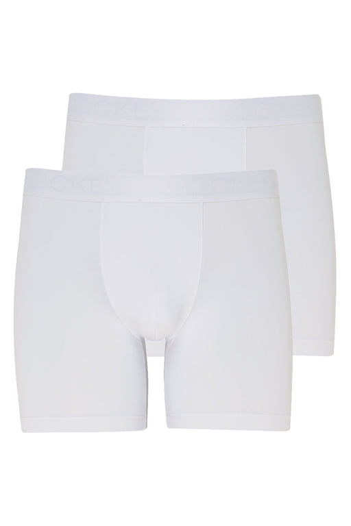 Jockey®  Microfiber Air Boxer Trunk 2 Pack
