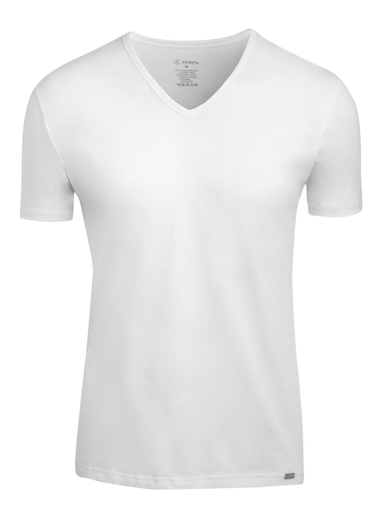 Jockey® Modern Stretch V-Neck Shirt