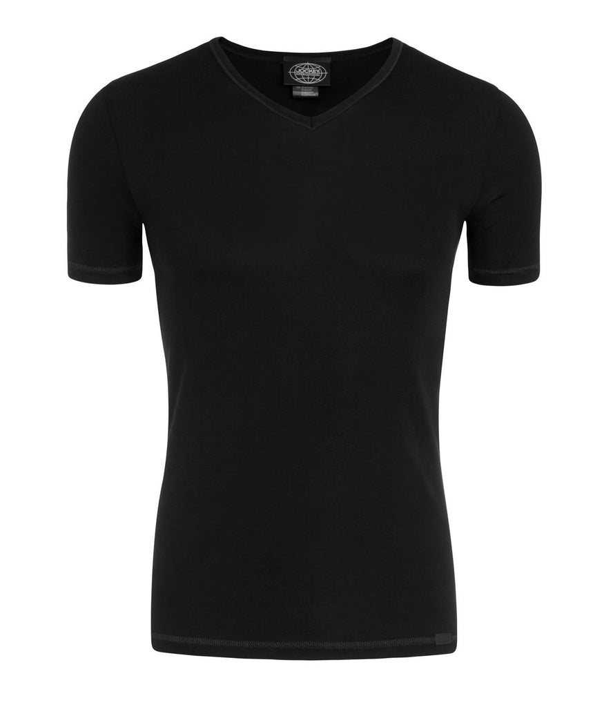 Jockey® Premium Cotton Stretch V-Neck Shirt