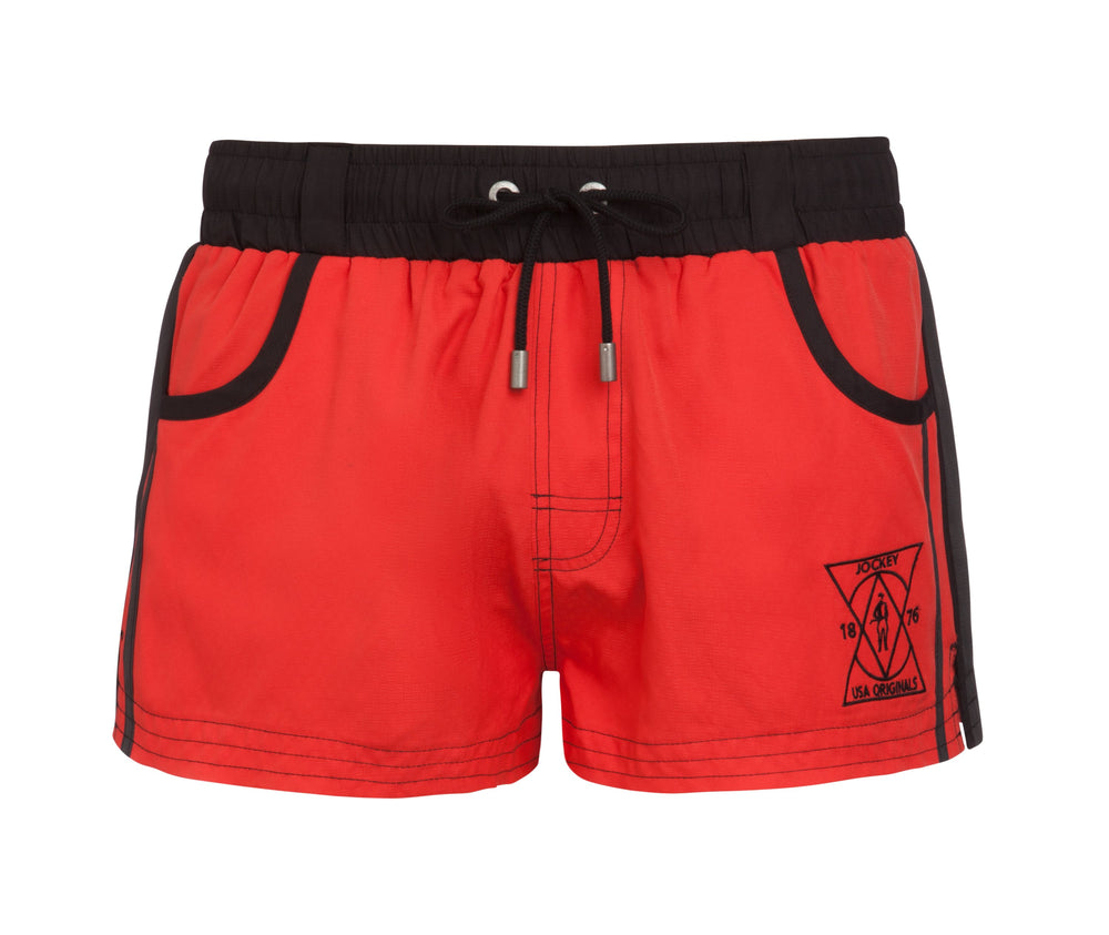 Jockey® Modern Beach Athletic Shorts