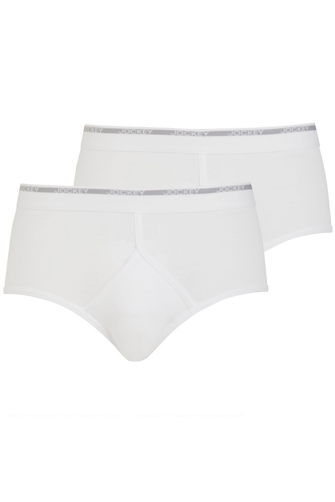 Jockey® Modern Classic Y-Front® Brief 2Pack