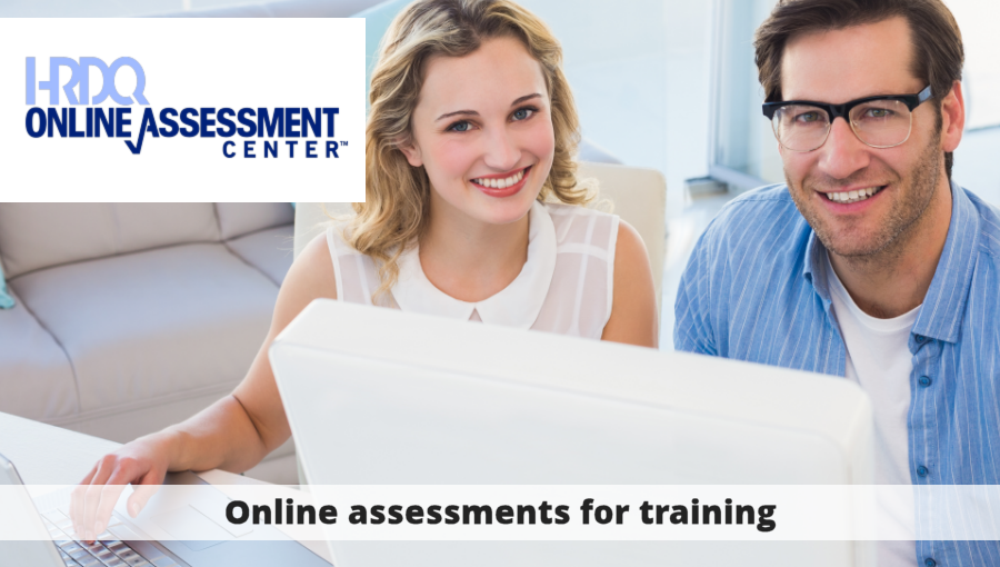 HRDQ Online Assessment Center - Online assessments for training