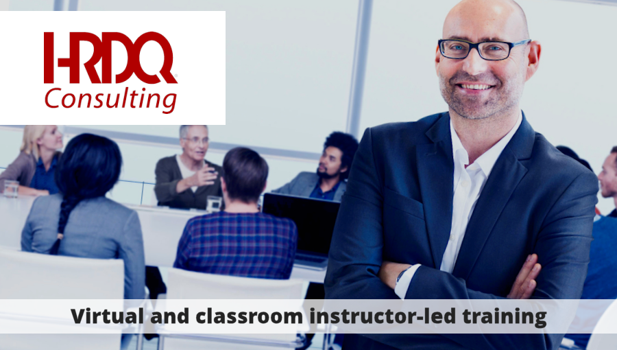 HRDQ Consulting - Virtual and classroom instructor-led training