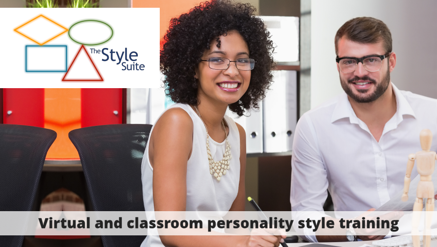 HRDQ Style Suite - Virtual and classroom personality style training