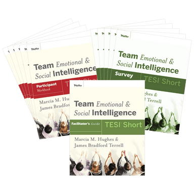Team Emotional and Social Intelligence (TESI) | HRDQ