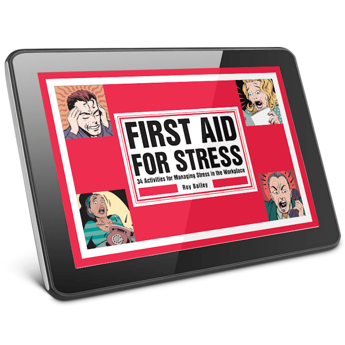 First Aid For Stress | HRDQ