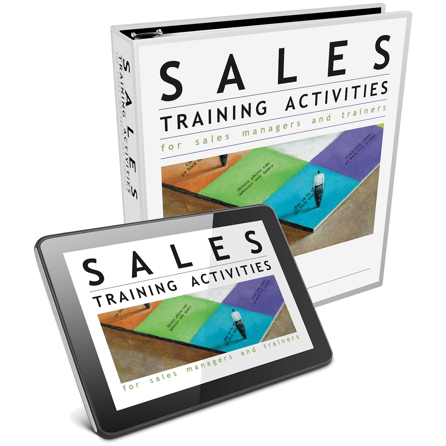 Sales Training Activities Collection | HRDQ