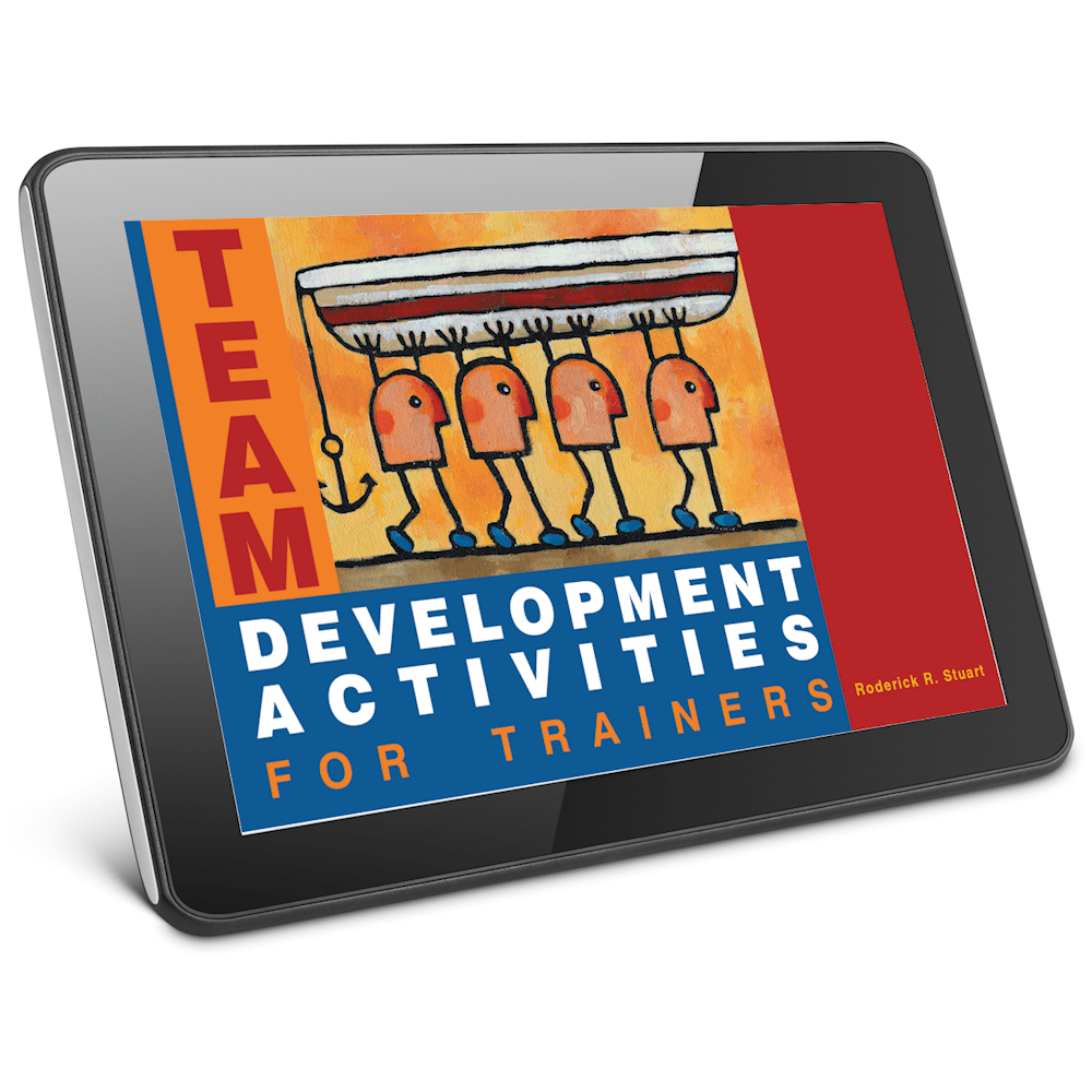 Team Development Activities For Trainers | HRDQ