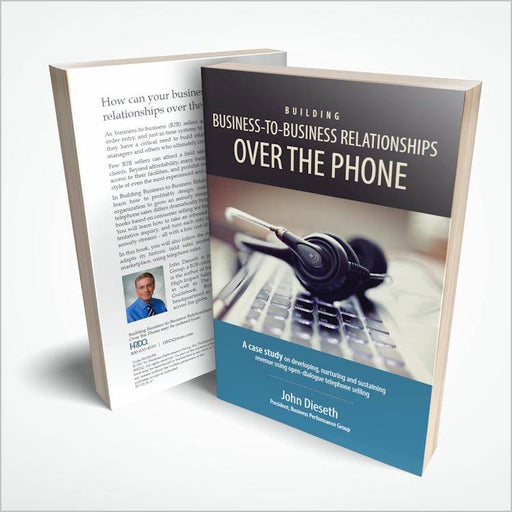 Building Business-to-Business Relationships Over the Phone | HRDQ