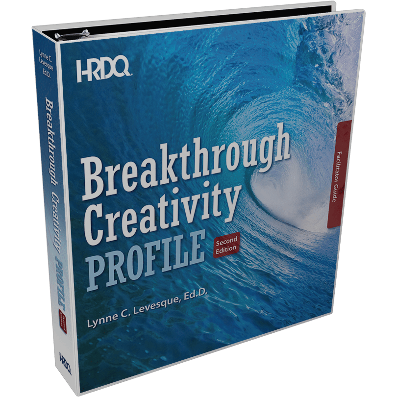 Breakthrough Creativity Profile | HRDQ