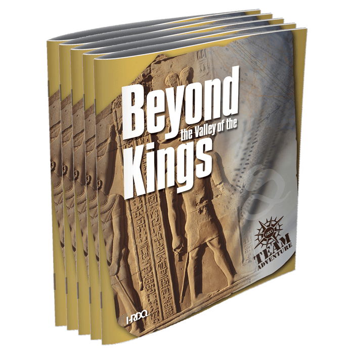 Beyond the Valley of the Kings | HRDQ