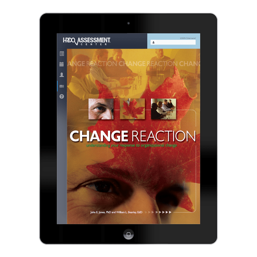 Change Reaction | HRDQ