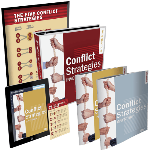 Conflict Strategies Inventory | HRDQ