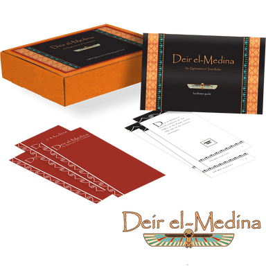 Deir el-Medina: The Team Goal-Setting and Problem-Solving Game | HRDQ