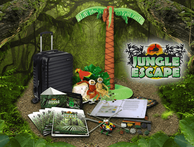 Jungle Escape | HRDQ