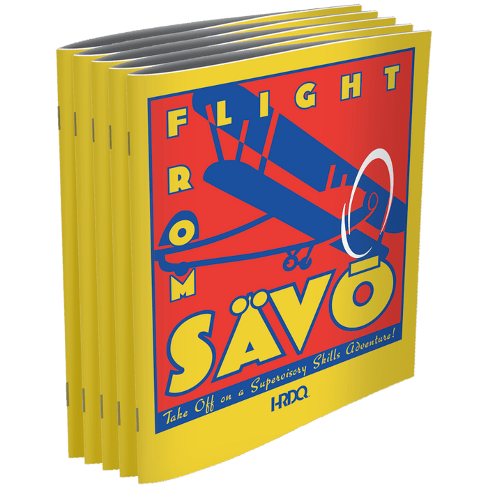 Flight From Savo | HRDQ