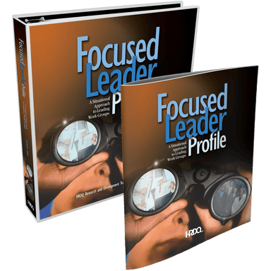 Focused Leader Profile | HRDQ