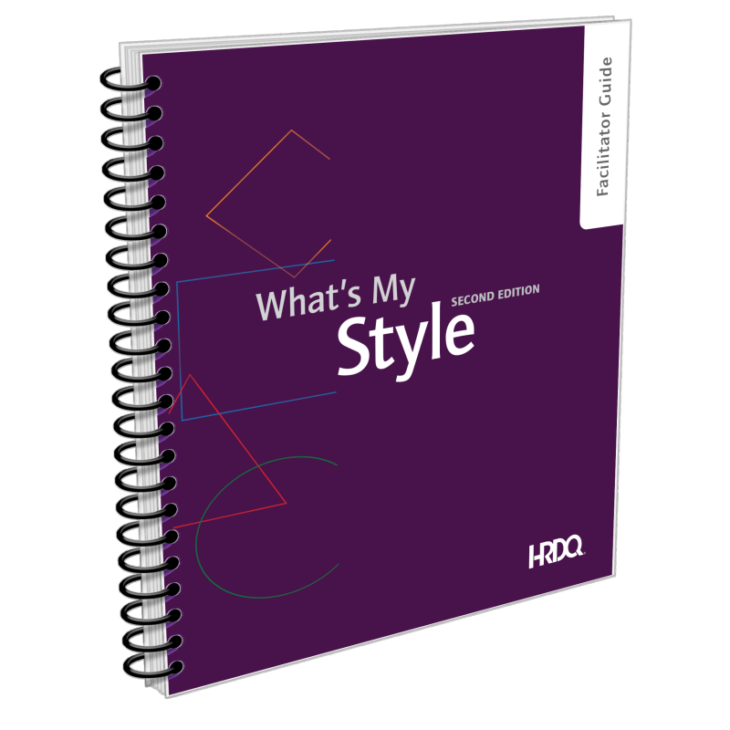 What's My Style | HRDQ