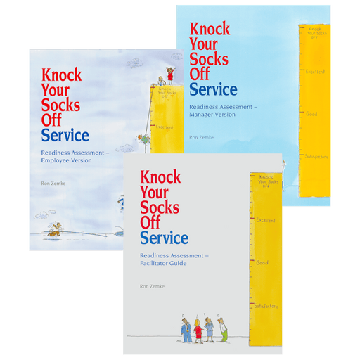 Knock Your Socks Off Service | HRDQ