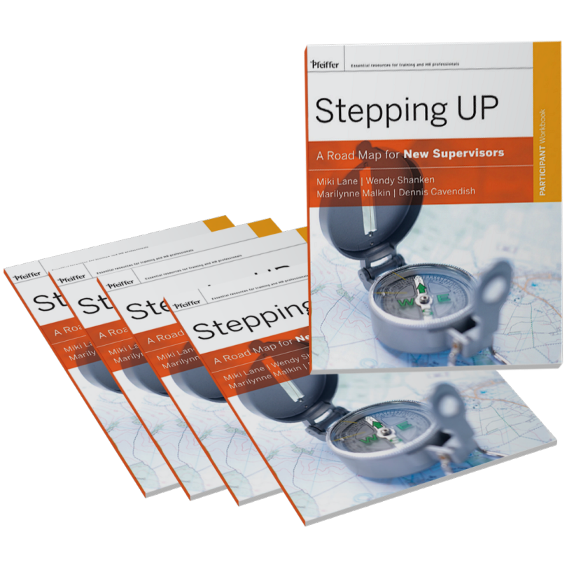 Stepping Up: A Road Map for New Supervisors | HRDQ