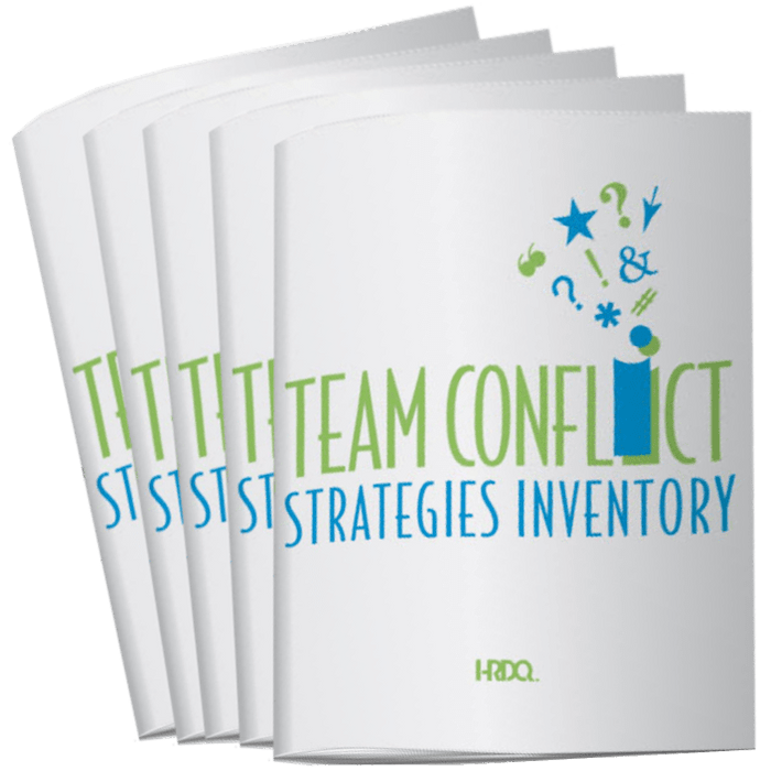 Team Conflict Strategies Inventory | HRDQ