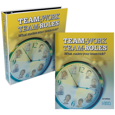 Team-Work and Team-Roles | HRDQ