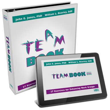 TeamBook Activity Collection | HRDQ
