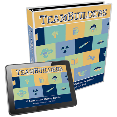Teambuilders - Activity Binder | HRDQ