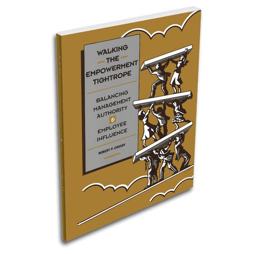 Walking the Empowerment Tightrope Book | HRDQ
