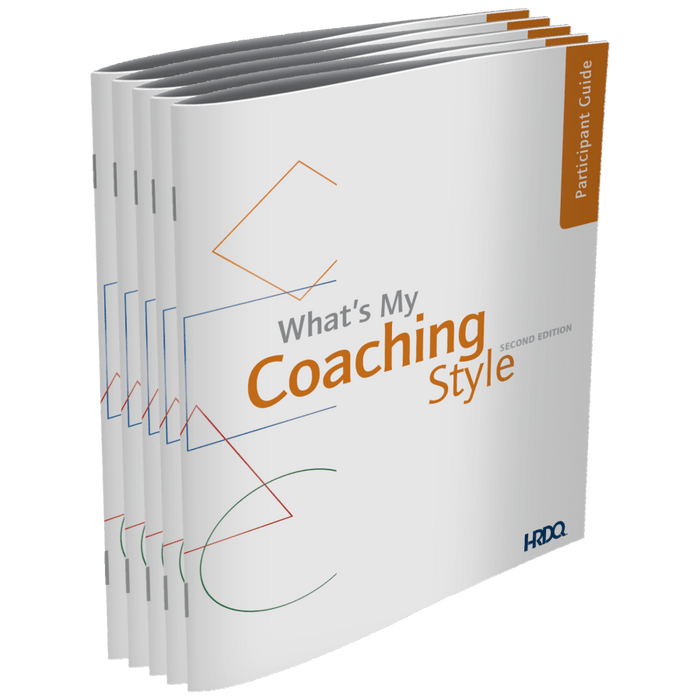 What's My Coaching Style | HRDQ