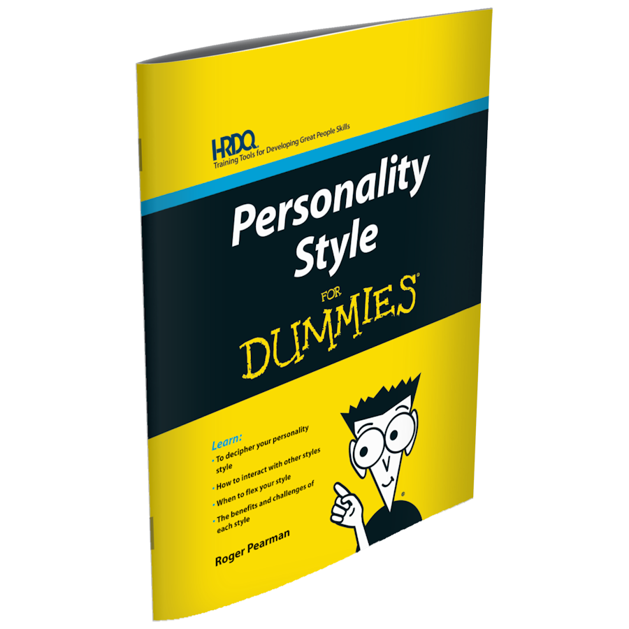 Personality Style for Dummies | HRDQ
