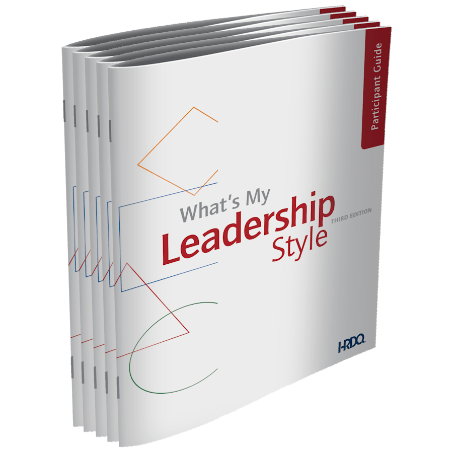 What's My Leadership Style? | HRDQ