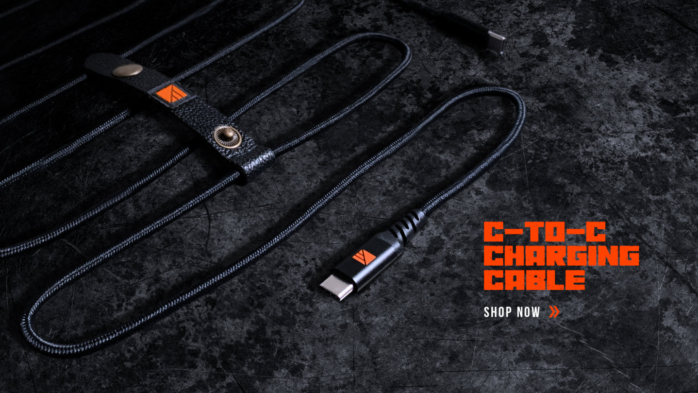 C To C Charging Cable