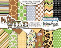 IN THE WILD Digital Papers