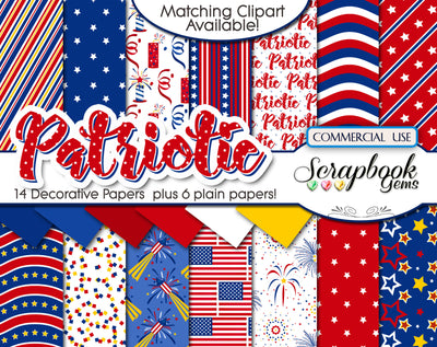 PATRIOTIC Digital Papers