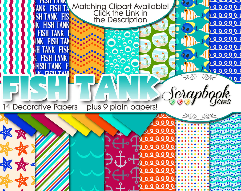 FISH TANK Digital Papers