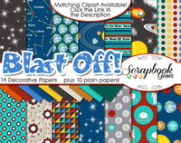 BLAST OFF Digital Papers