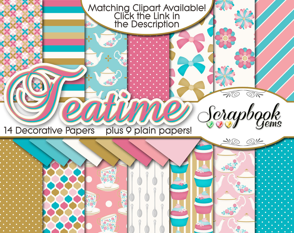 TEATIME Digital Papers